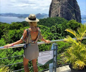 brazil, summer, and rio image