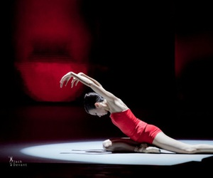 ballerina, performance, and ballet image