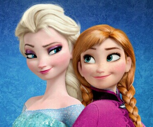 forever, frozen, and love image