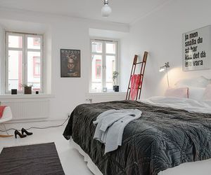 art, bedroom, and room image