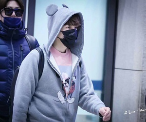 airport, fashion, and idol image