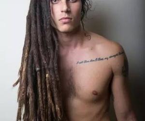 bad boy, boy, and hippie image