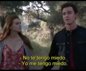 frases, lydia, and miedo image