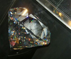 aesthetic, crystal, and diamond image