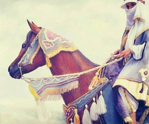 cheval, colors, and girl image