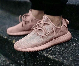 shoes, pink, and adidas image