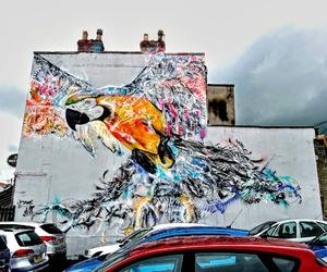 arte, colores, and graffiti image