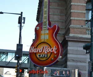 hard rock cafe, pennsylvania, and Philadelphia image