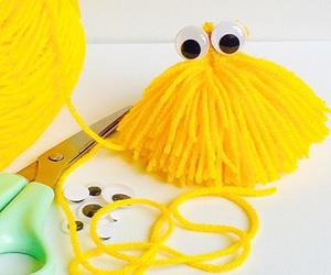 craft, crafts, and crafty image