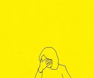 yellow, tumblr, and lockscreen image