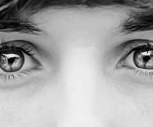 eyes, oliver sykes, and bmth image