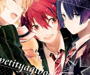 anime, shinomiya natsuki, and hijirikawa masato image