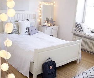 dope, lights, and home decor image