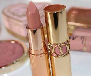 girly, lipstick, and makeup image
