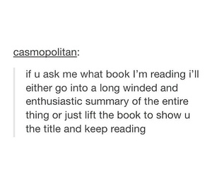 books, reading, and tumblr image