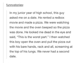 boy, date, and funny image