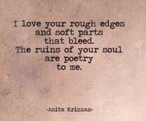 poetry, love, and ruins image