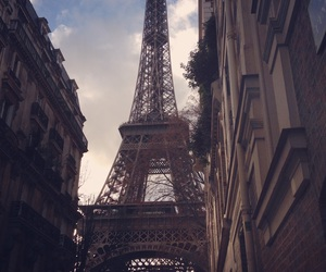 france, paris, and tour eiffel image