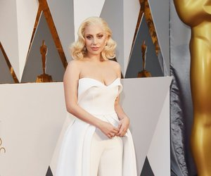 Lady gaga, oscar, and red carpet image