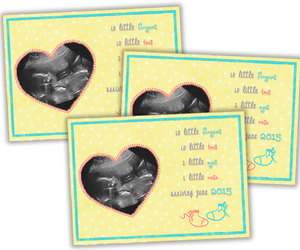 etsy, pregnancy cards, and announcement cards image