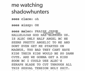 funny, lol, and the mortal instruments image