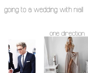 direction, girlfriend, and horan image