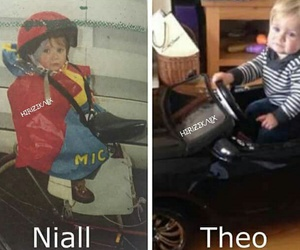 1d, liam payne, and niall horan image