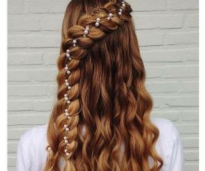 braid and hair image