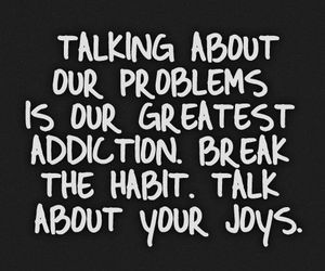 quotes, joy, and problem image