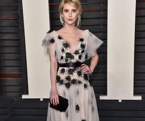 after party, oscars 2016, and emma roberts image
