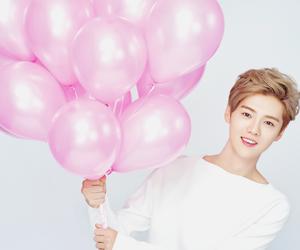 balloon, balloons, and boy image