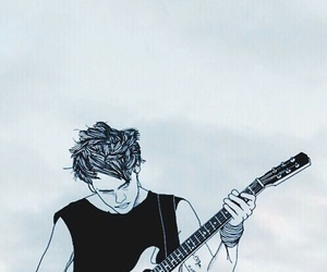outline, 5sos, and wallpaper image