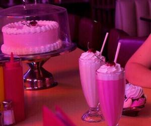 cake and retro image