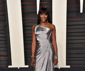 after party, fashion, and Naomi Campbell image