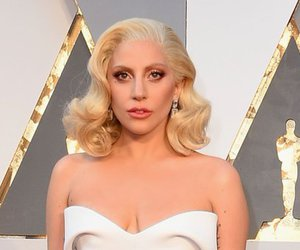 Lady gaga, oscars, and oscars 2016 image