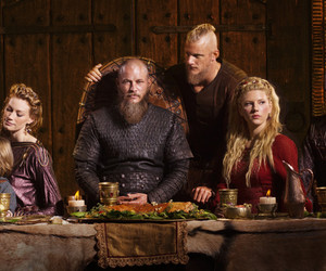 bjorn, king, and the last supper image