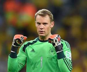 goalkeeper, manuel neuer, and cute image
