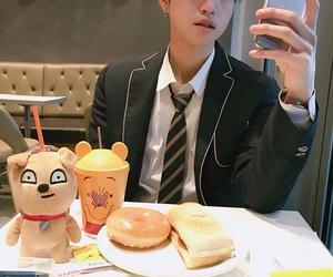 asian, breakfast, and korean image