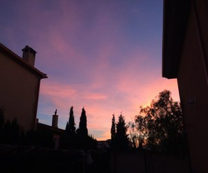 sky, alternative, and pink image