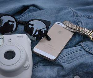 iphone, sunglasses, and tumblr image