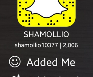 add, me, and snapchat image