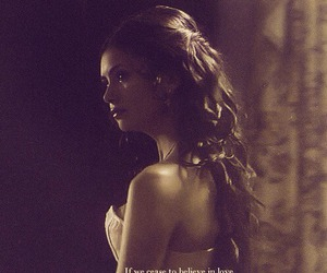 tvd, Nina Dobrev, and katherine pierce image