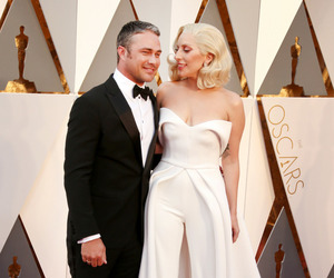 Academy Awards, Lady gaga, and red carpet image