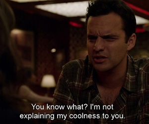 coolness, new girl, and nick miller image