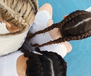 hair and friends image