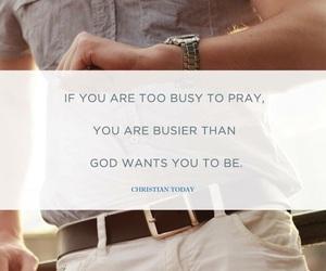 bible study, busy, and christian image