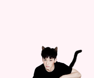 aesthetic, Chen, and edit image