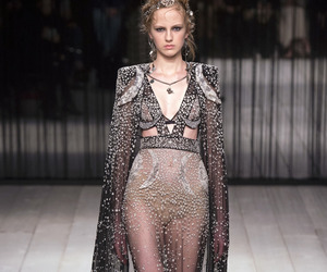 fashion, Alexander McQueen, and runway image