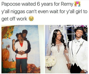 marriage, faithful, and remy image