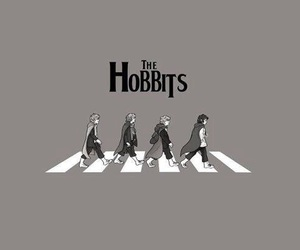 LOTR, the hobbits, and hobbit image